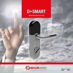 D-SMART SERRATURA 8012XF14580