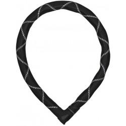 Abus Lucchetto pitone Iven Steel-O-Flex 8200/85 colore nero