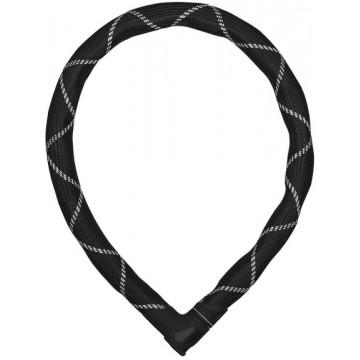 Abus Lucchetto pitone Iven Steel-O-Flex 8200/110 colore nero
