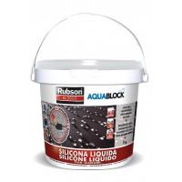 RUBSON Aquablock Silicone Liquido 1Kg