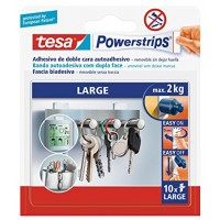 Tesa Powerstrips fascia biadesiva