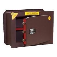 TECHNOMAX cassaforte a muro incasso UK/4 con protezione anti taglio