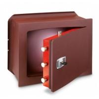 Cassaforte TECHNOMAX a muro incasso UK/7 con protezione anti taglio