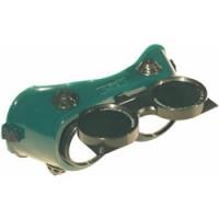 Occhiali protettivi per saldatura con lenti ribaltabili MAURER PLUS 1 pz.
