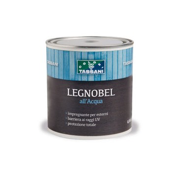 Colori del legno - Legnobel all' Acqua TASSANI
