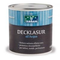 Colori del legno - Decklasur all'Acqua TASSANI