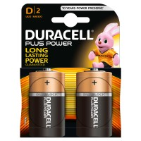 Duracell Plus Power LR20 / MN1300 Batteria - Tipo D - Alcalina