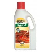 MADRAS decerante wax out  1LT detergente ammoniacale per pavimenti  centro colore