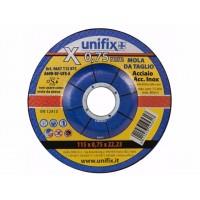 Mola da taglio metalli UNIFIX 115 X 0,75 X 22,23