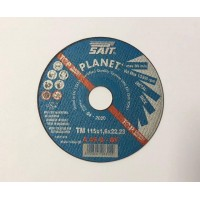 SAIT Planet Disco per taglio ferro TM A46Q Top Energy 115X1,6X22,23