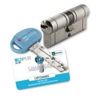 Mottura serratura di sicurezza CHAMPIONS CP8 CH/CHIAVE 3641 NIK. 3 chiavi