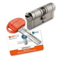Mottura serratura di sicurezza CHAMPIONS CP3 CH/CHIAVE 3651 NIK. 3 chiavi