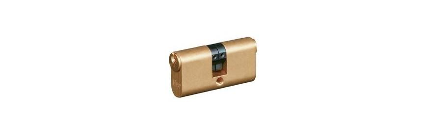 Cilindro ovale per serrature profilati