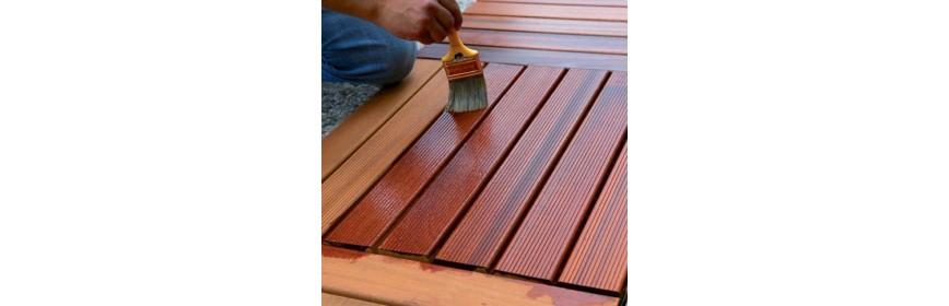 Trattamenti e vernici per legno INTERNO