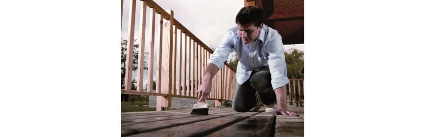 Trattamenti e vernici per legno ESTERNO